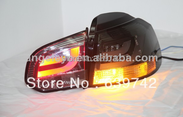 Za VW Golf 6 zadnja svjetla zadnja svjetla zadnja svjetla 2009-2011. - Svjetla automobila - Foto 6