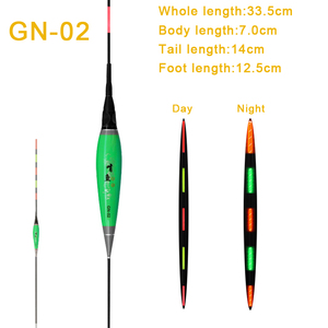 Image 4 - Fishing Floats High Brightness Composite Nano Luminous Float Electric Night Light Bobbers Send 1PC CR425 Battery Accessory Gifts