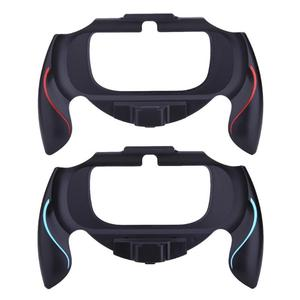 Image 1 - المضادة للانزلاق البلاستيك قبضة مقبض حافظة حامل قوس الغطاء الواقي لعبة اكسسوارات لسوني PSV PS Vita 1000 تحكم