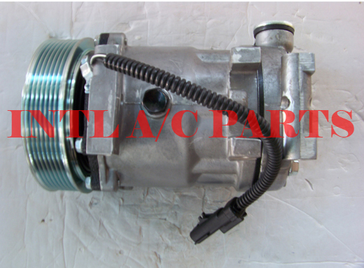 New AC A//C Compressor 1996-2003 Dodge Dakota 3.9L, 5.2L, 5.9L only