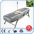 Korea Competitive Price Electirc Therapy Jade Stone Massage Bed