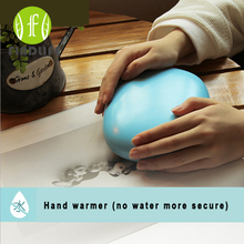 New Hand Warmer Indoor Outdoor Small Handy Warmer Electric Heaters USB Charge Warm portable long Anhydrous no liquid