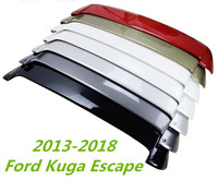 PAINT CAR REAR WING TRUNK LIP SPOILER FOR 13 17 18 For Ford Kuga Escape 2013 2014 2015 2016 2017 2018 (8Colors)