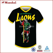 2015 New Design Sublimation Printing  Football Clothing