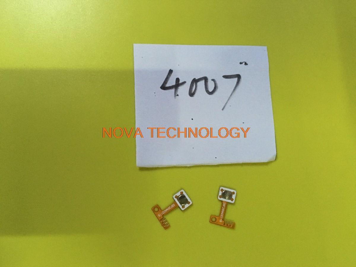 ΞWyieno 5 unids/lote OT 4007 la cinta del botón de la energía para ...