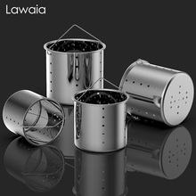 Lawaia Stainless Steel Nesting Device Fixed-point Feeding Sinking Bottom Fishing Bottoming Artifact Tools