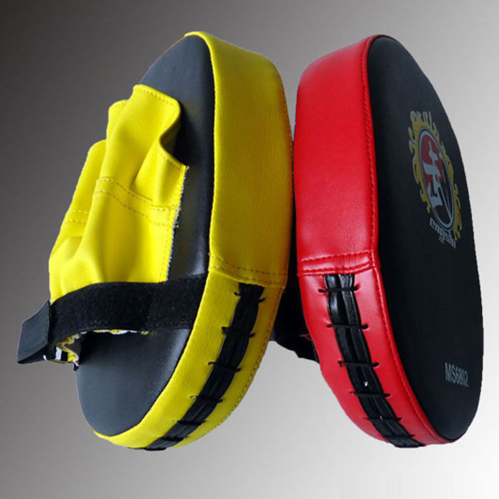 muaythai kick boxing karate strike pad punch bag shield