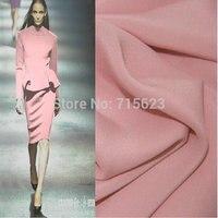 Pink High Quality 100 Heavy Silk Crepe De Chine Fabric Silk Fabric