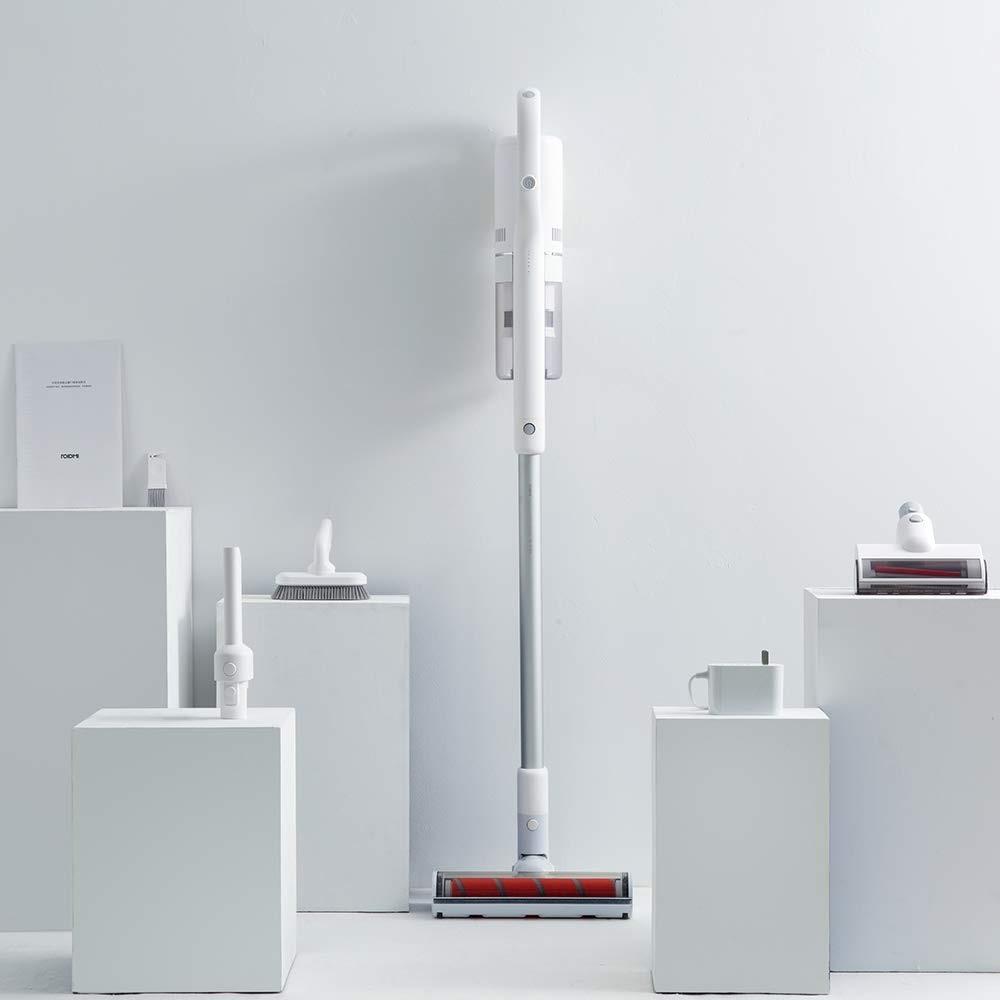 Image 4 - * ORIGINAL * ROIDMI aspirateur sans fil nouveau f8E EU tapis de poche sans fil aspirateur Anti acariens brosse maison aspirateursAspirateurs   -