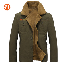 Military Spring Autumn Jacket Coat Men Fleece Jackets Plus Cashmere Coats Casual Long Sleeve Men Jacket M-4XL Plus Size XXXXXL