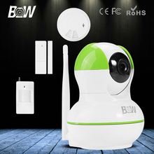 BW Mini IP font b Camera b font P2P Baby Monitor Wireless Wifi font b Door