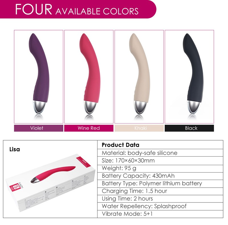Female G-spot Couple Adult Sex Toy for Woman Touch Sensor Dildo Clitoris vibrator USB Rechargeable Massager Vibrator Erotic Toys 2