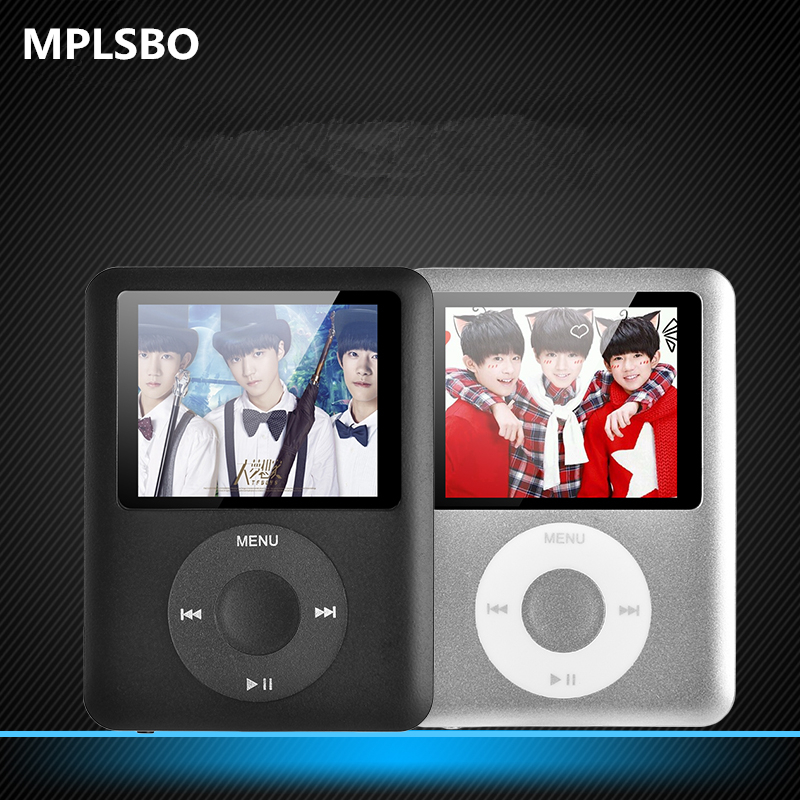 """Support MP3 /& MP4 Players TF Cards Slim 1.8/"""" LCD Mp3 Mp4 Media//Music//Audio With"""