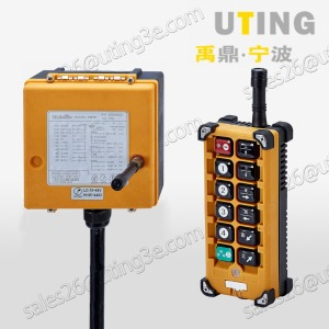 F23-BB(S) remote control universal industrial wireless control for crane AC/DC 1transmitter and 1receiver
