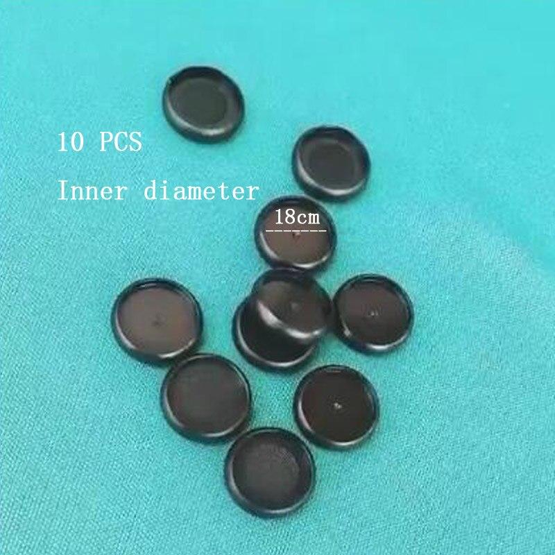 20mm Plastic Black Disc Binding Loose Book Binding Ring