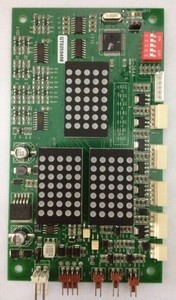 elevator board G-264A call display PCB G-264A-SG replace MS3-SG-V