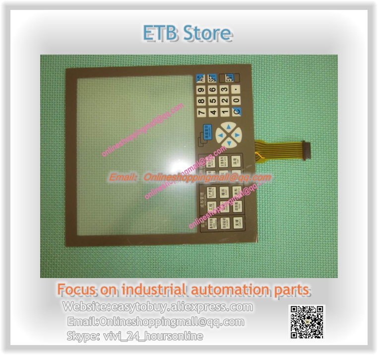 Injection Molding Machine Touch Panel NC9000 NC9300 injection molding machine 45 70