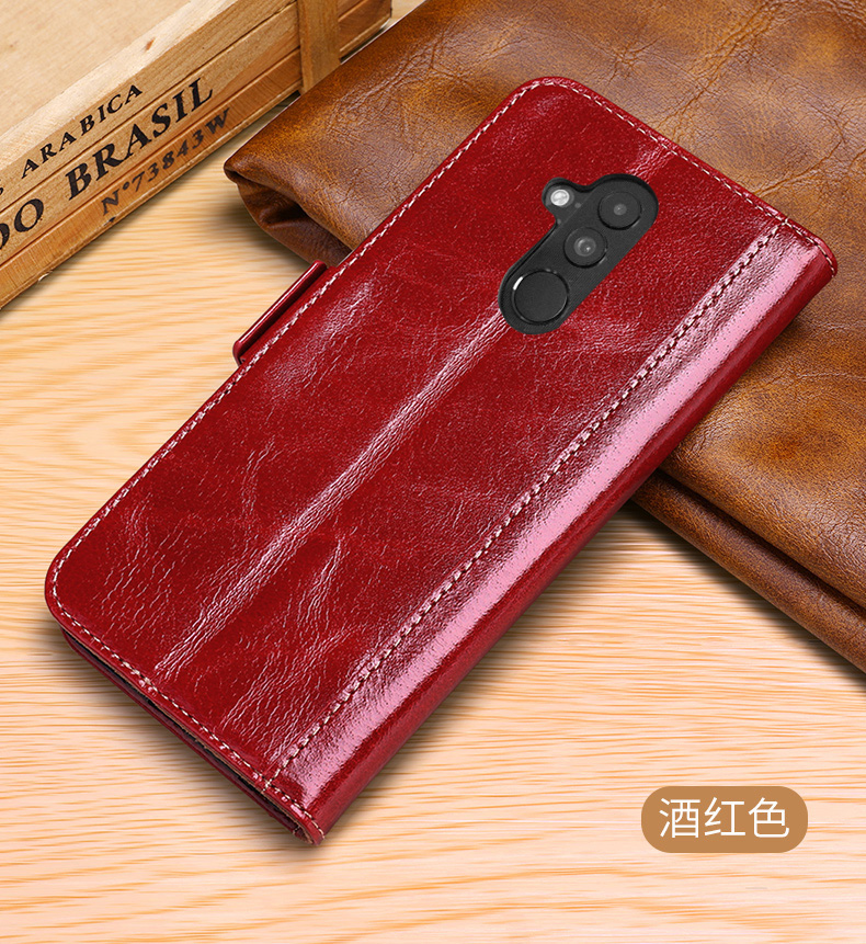 Cover Leather Real for 16