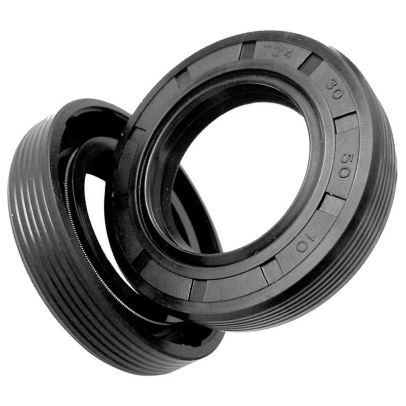 Select Size ID 16-20mm TC Double Lip KFM Oil Shaft Seal with Spring