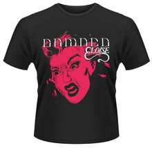 Party T Shirts Short Gift The Damned Eloise O-Neck Mens
