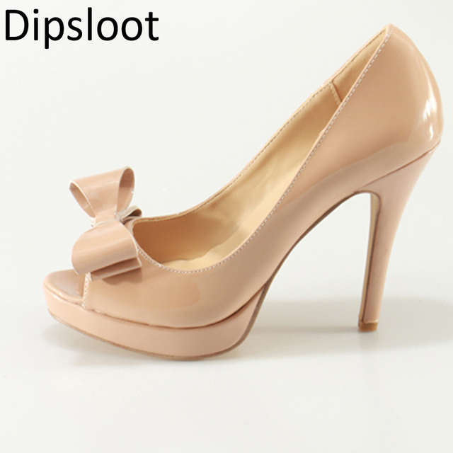 Chaussures de mariage beiges Sexy femme Ry03wlUky