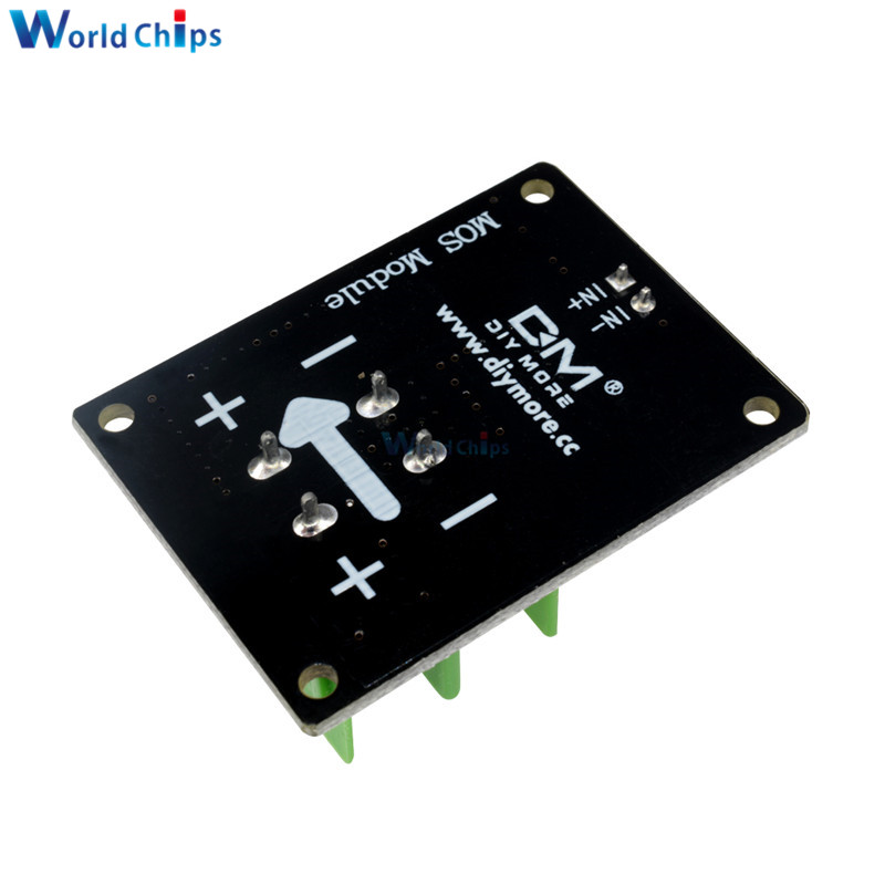 12V 24V 36V High Voltage Switch Module 3V 5V Low Control E-switch Mosfet Arduino