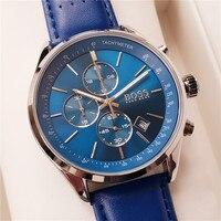 Boss 2019 New Top Brand Watch Men Watches Sport Waterproof Quartz Wristwatches Military Luxury Casual Relogio Masculino