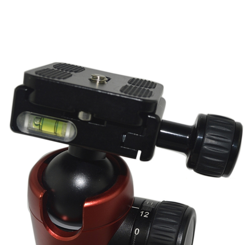 OOTDTY PU-50 Universal Quick Release QR Plate Fit For Camera Holder / Tripod