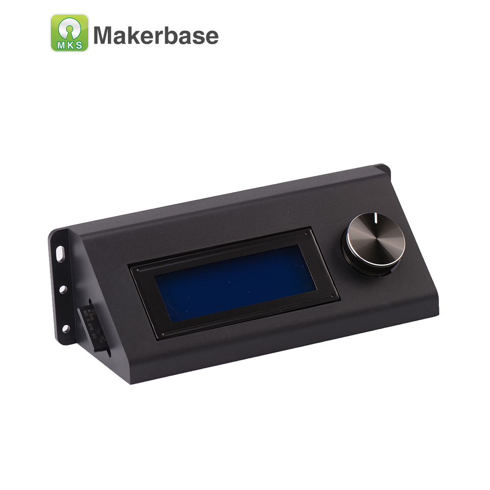 3D printer diplay cases LCD2004 plastic case shell LCD 2004 cover outer casing of 2004LCD housing