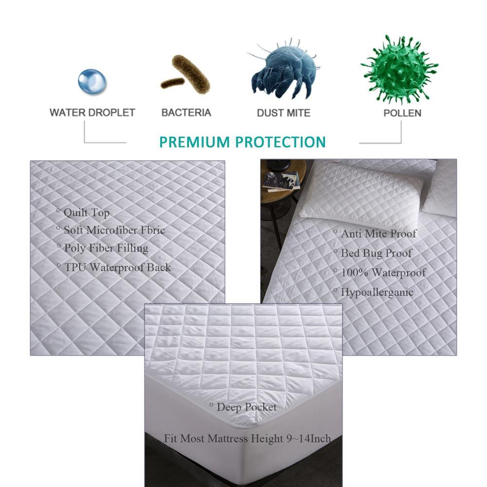 quilt mattress pad (2)