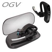 V8 Mic Earphone For Phone Rechargeable In Ear Bluetooth Wireless Earphone Ear Sport Headphone Business Bluetooth