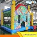 Casa do Salto inflável Biggors Comercial PVC Inflável Brinquedos com Slide