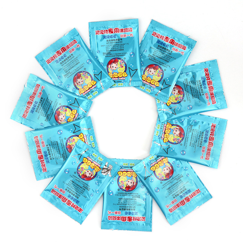 10ML Concentrate Soap Bubbles Concentrate Water Toys