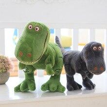 1pc 40/55/70cm New Dinosaur Plush Toys Cartoon Tyrannosaurus Cute Stuffed Toy Dolls for Kids Children Boys Birthday Gift on sale