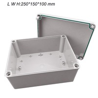 Plastic Waterproof Electric Project Junction Box 100 100 90 High End Plastic Waterproof Junction Box IP67