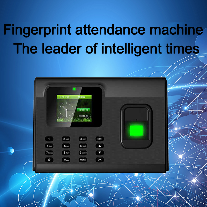 Eseye Biometric Fingerprint Time Attendance TCP/IP USB Fingerprint Reader Access Control Time Clock Employees Time Attendance