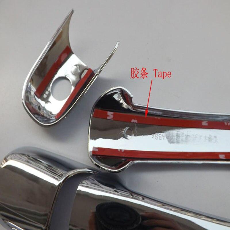 For Mazda 5 Mazda5 2006 2007 2008 Chrome Car Door Handle Cover Trim accessories in Exterior Door Handles from Automobiles Motorcycles