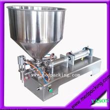 100-1000ml Single Head Cream Pneumtic Liquid Filling Machine YS-PF1000 GRIND