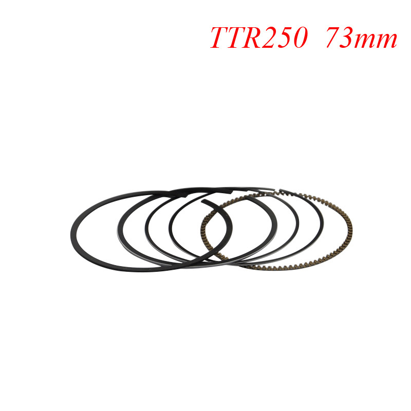 Aliexpress.com : Buy LOPOR Motorcycle Piston Rings Set For