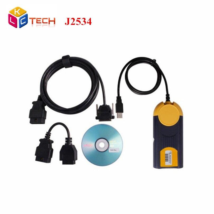 Prix pour 2017 DHL Livraison J2534 V2014.01 Multi Diag J2534 Pass-Thru OBD2 Dispositif Actia 2014.1 Multi-diag J2534 Auto Outil De Diagnostic