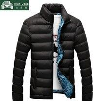 Plus Size Winter Jacket Men Hot Sale Autumn Winter Parka Men Casual So