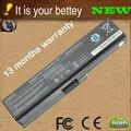 Bateria do portátil Para TOSHIBA Satellite L645 L700 L730 L735 L740 L750 L755 L655 PA3817U PA3817 PA3817U-1BAS PA3817U-1BRS 3817