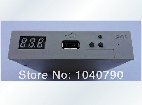 Freies Verschiffen SFR1M44-U100 Normale version 3.5 Zoll 1,44 MB USB DISKETTENLAUFWERK EMULATOR GOTEK