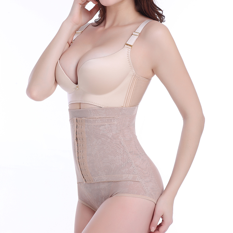 Women 39 s high waist abdomen underwear Anti Cellulite Body Massage slim patch Waist Shapewear Body Shaper Belly Slimming Products in Slimming Product from Beauty amp Health