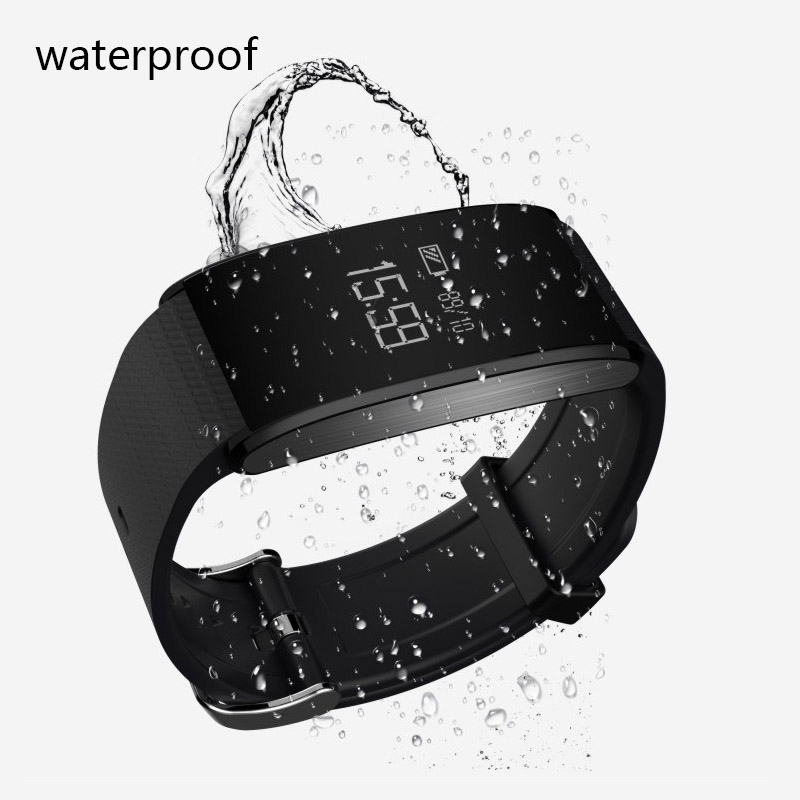 A58 Bluetooth Smart Bracelet Heart Rate Blood pressure Waterproof Pedometer S2 Wristband Mobile Phone Smartwatch SMS Anti-lost ...