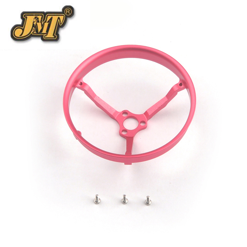 JMT 1x 35mm 40mm Super Light Aluminum Indoor RC Snapper 6 7 Hexacopter font b Drone