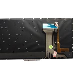 Image 5 - Russische Laptop Tastatur Für ASUS GL553 GL553V GL553VW ZX553VD ZX53V ZX73 FX553VD FX53VD FX753VD FZ53V RU tastatur mit backlit