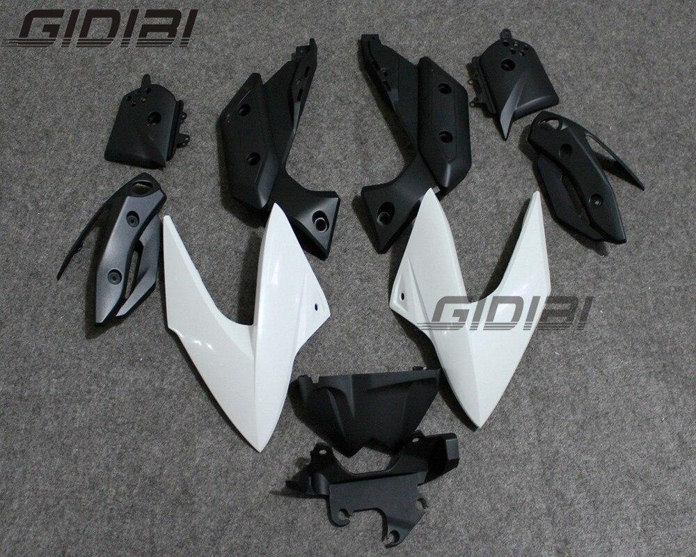 Moto ABS Non Peint Moule D'injection Carénages Kit Carrosserie Pour YAMAHA XJ6 XJ 6 2009-2012 10 11 + 4 cadeau