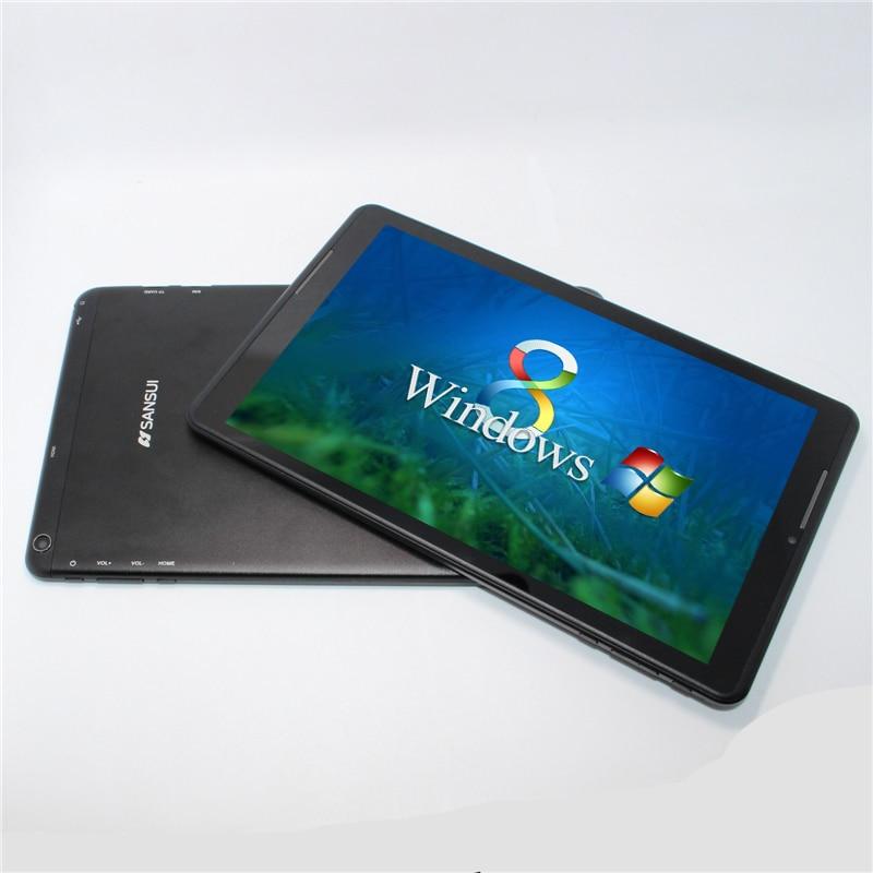 10.1 inch Windows tablet Windows 8.1 Intel Atom Z373T IPS HDMI Dual Cameras G Sensor Quad core 1280*800 16G ROM 1G RAM