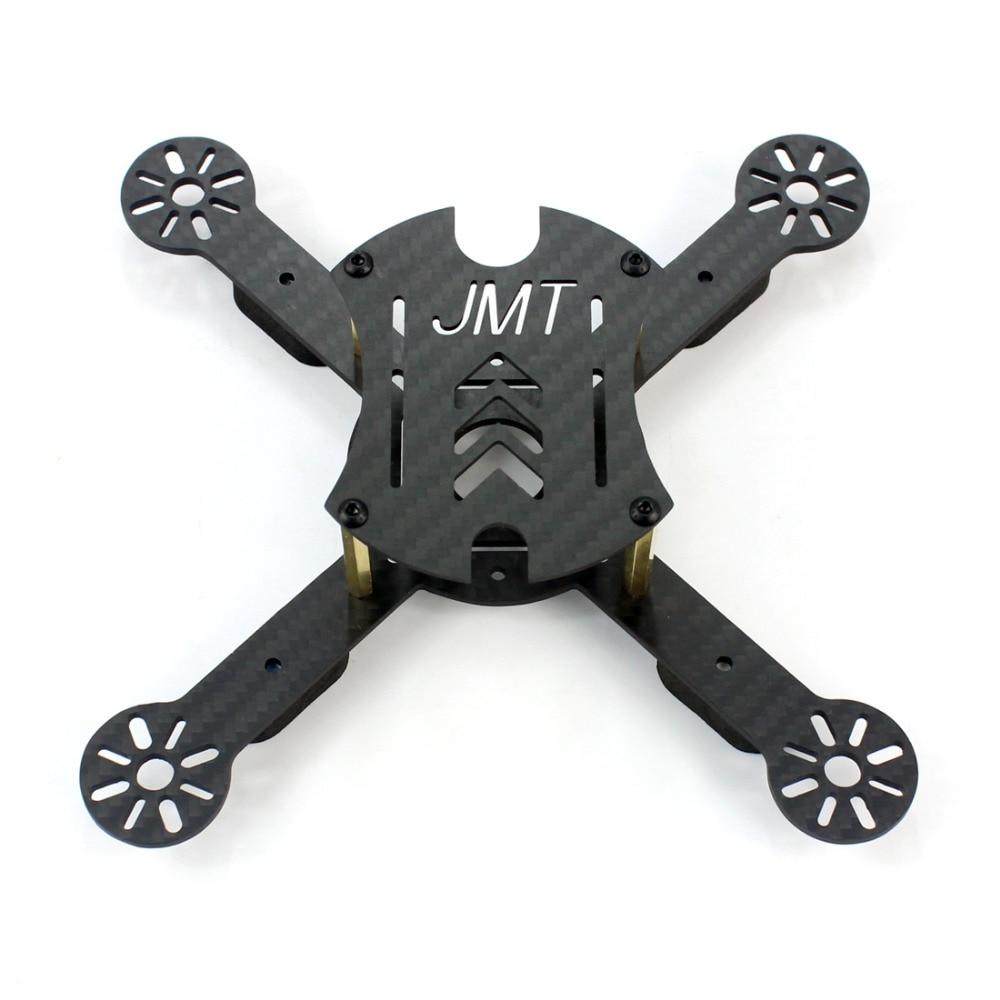 JMT X180 180mm fibra de carbono Racing Drone cuerpo marco Kit RC ...